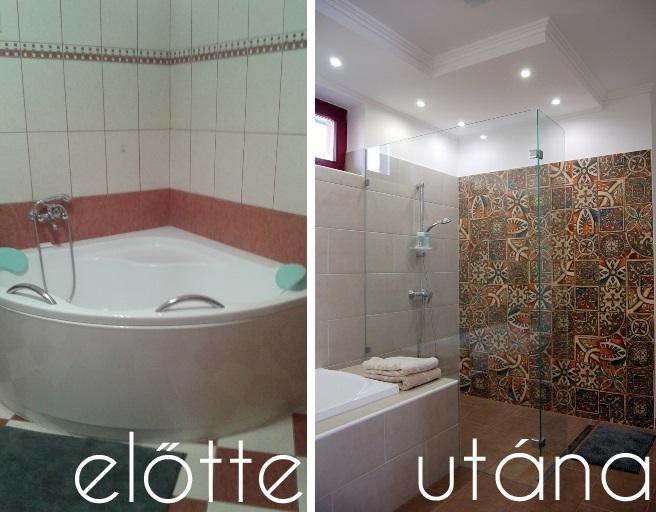 Házátalakítás 2. rész: fürdőszoba  Lakbermánia